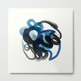 Untitled Thirteen Metal Print