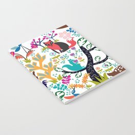 Forest Fairytale Notebook