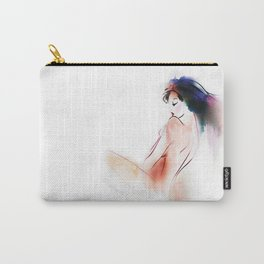 naked Carry-All Pouch