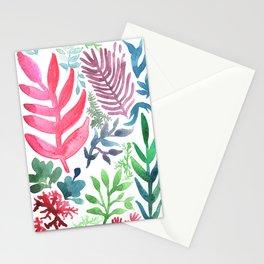 Red Laurels Stationery Cards
