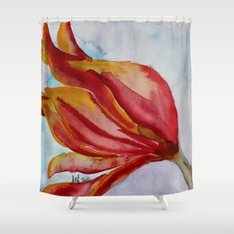 Flower Flow Shower Curtain