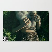 "furry Canvas Prints featuring ""FURRY"" by Sri (MFKN) Sherrell"