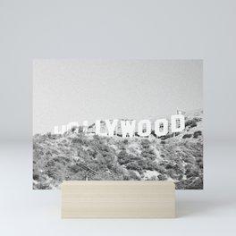 HOLLYWOOD Mini Art Print