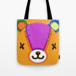 Animal Crossing Stitches the Cub Tote Bag