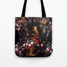 Prince Monkey Tote Bag