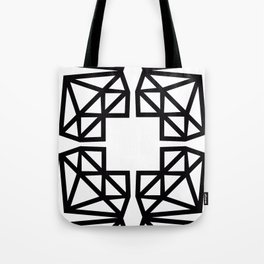 heart of diamond Tote Bag