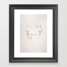 Remo Framed Art Print
