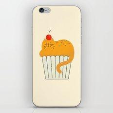 Cup-Cat iPhone & iPod Skin