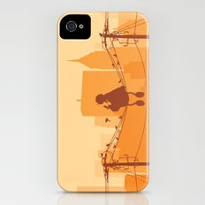 Too Big For The City iPhone (4, 4s) Slim Case