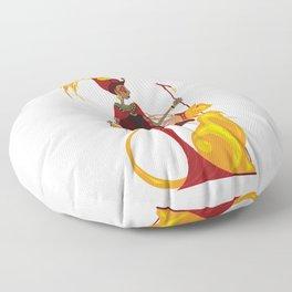 Sekhmet Floor Pillow