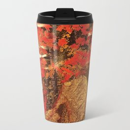 Moment in Red Travel Mug