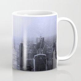 London Old vs New Coffee Mug