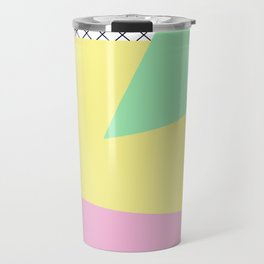 Pastels & Nettings Travel Mug
