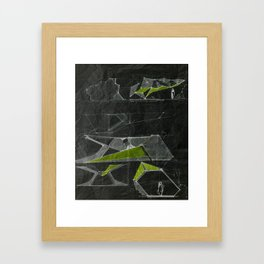 Concept art ez2 Framed Art Print