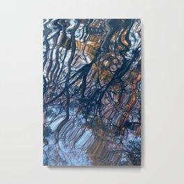 floating trees 2 Metal Print