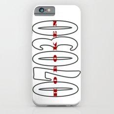 Hoboken iPhone 6s Slim Case