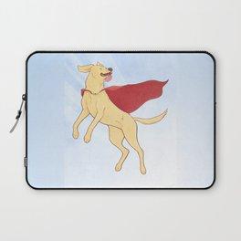 Heroic Canine Laptop Sleeve