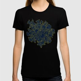 Daffodils by Night T-shirt
