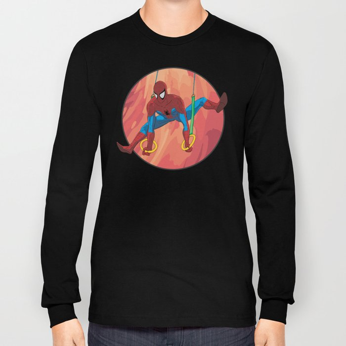 Olympic Hero Long Sleeve T-shirt