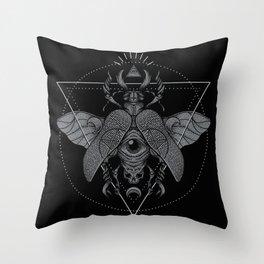 Oculus Throw Pillow