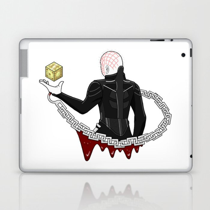 Pinhead Lives! Laptop & iPad Skin