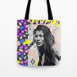 Kate Moss Tribal Far East Tote Bag