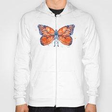Butterfly Skeleton  Hoody