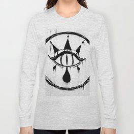 Sheikah Eye Long Sleeve T-shirt
