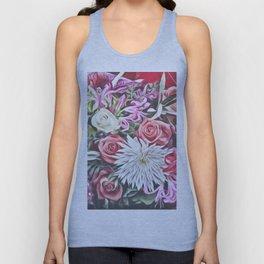Dreamy Blossoms 1 Unisex Tank Top