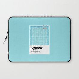 Pantone Series – Summer Swim Laptop Sleeve
