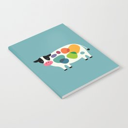 Awesome Cow Notebook