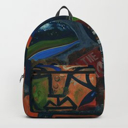 CALLING ON INSPIRATION Backpack
