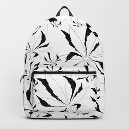Weed position universe Backpack