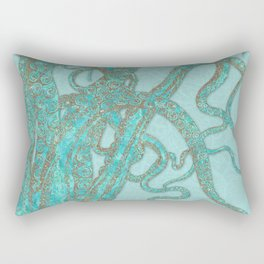 Stardust Tentacles Rectangular Pillow