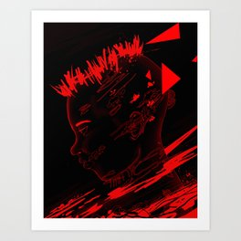 King Art Print