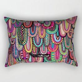 Drippy Drips Rectangular Pillow