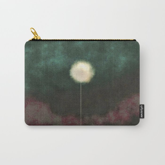 Solitary Midnight Thoughts Carry-All Pouch