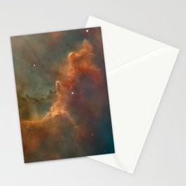 Universe Clouds Stationery Cards