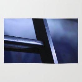 metal ladder Rug