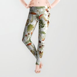 Vintage & Shabby Chic - Autumn Harvest Botanical Garden Leggings