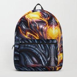 Biomechanical Demon Backpack
