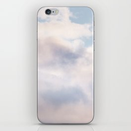 Mountains in the Clouds iPhone Skin