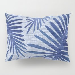 Mid Century Meets Mediterranean - Tropical Print Pillow Sham