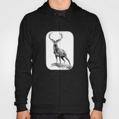 All Muscle - Red Deer Stag Hoody