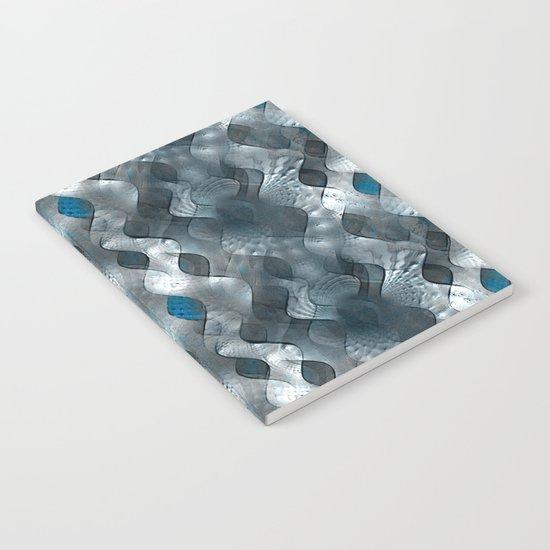 Silver Tide Notebook