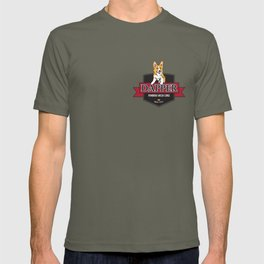 Dapper Pocket Print T-shirt