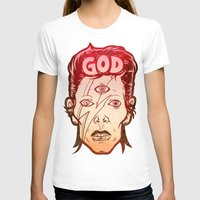 god T-shirts featuring God by Beery Method