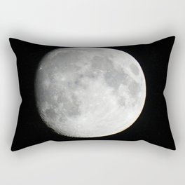 Waxing Gibbous Rectangular Pillow