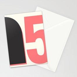Mod Five Stationery Cards