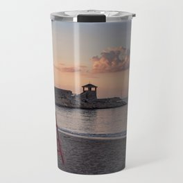 Front Beach After Hours Travel Mug